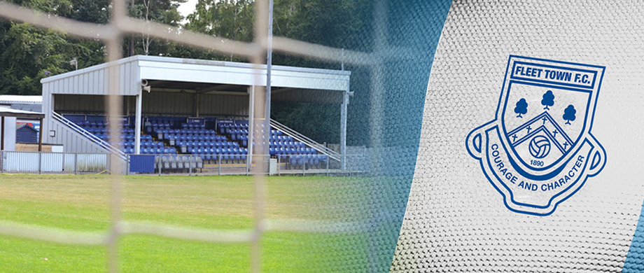 Fleet Town FC Latest News | The Evo-Stik South - East Division