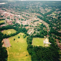 FTFC Aerial View 1