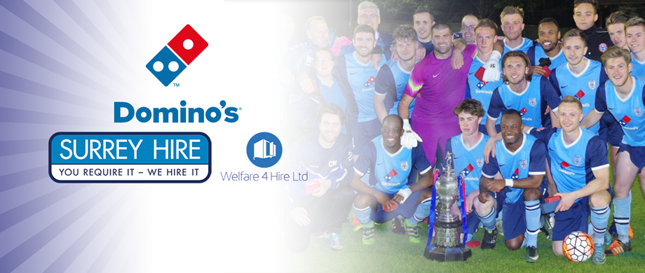 Cup Winning Side | The Evo-Stik South - East Division