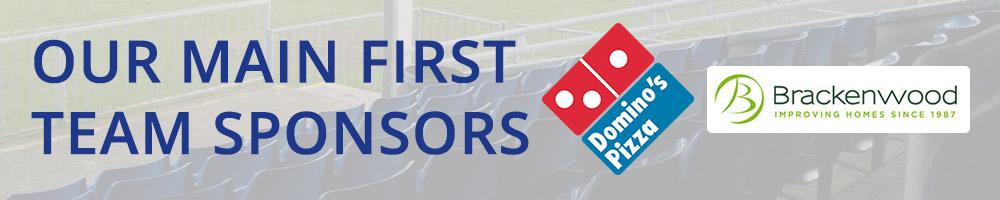 main team sponsors